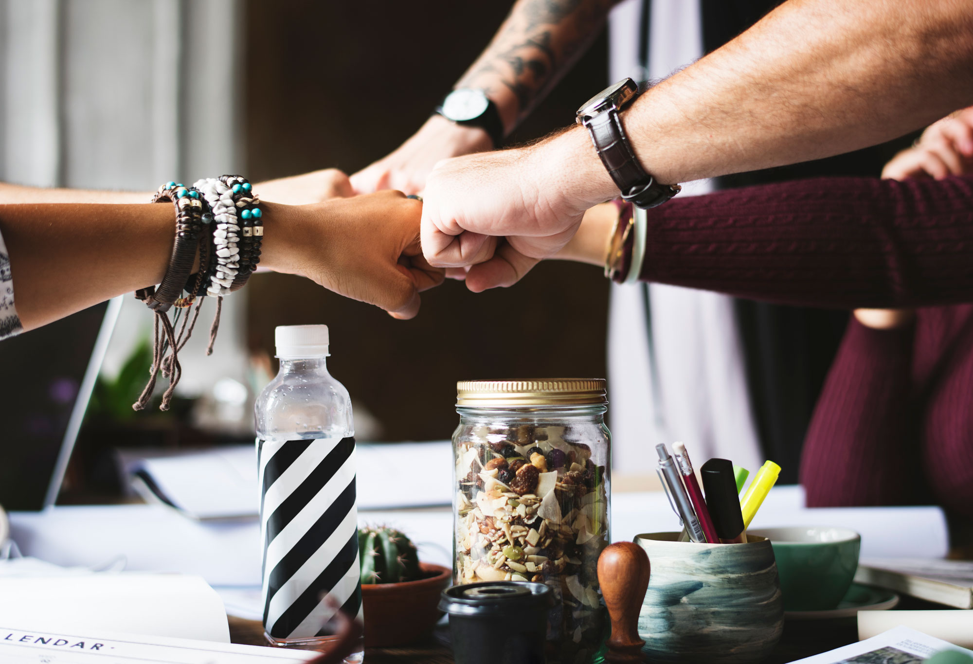 acordos e parceiros