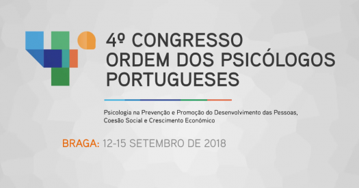 4º Congresso da Ordem dos Psicólogos